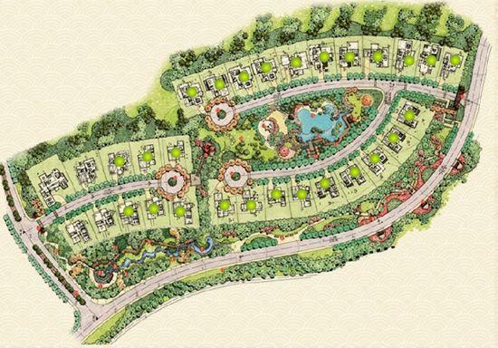 别墅规划图