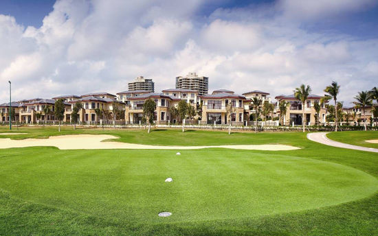 蔚蓝高尔夫全新欧式别墅全款95折