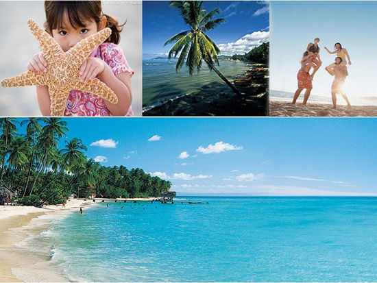 让人留恋的海南岛